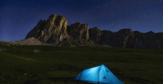 Lantern Camping