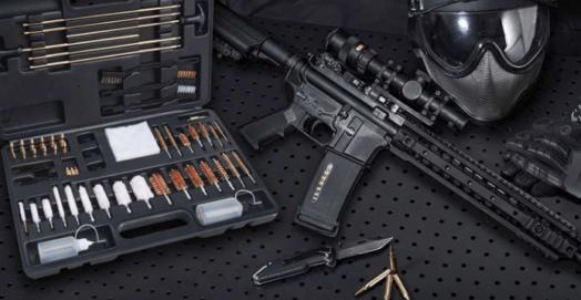 FIREGEAR Gun Cleaning