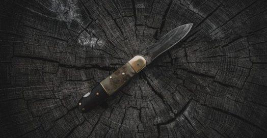 folding knive