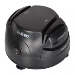 3-in-1 Electric Knife Sharpener System by ChefPRO