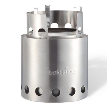 Solo Stove Lite Compact Stove; best camping stove