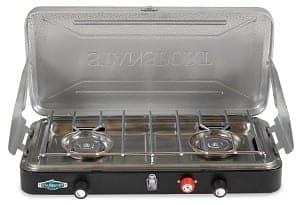 Stansport 2 Burner Propane Stove; best camping stove
