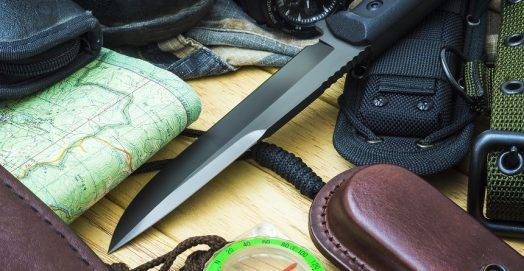 Full Tang Knife Blade Definition & Explanation