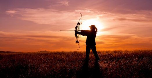 Recurve Bow Draw Weight for Hunters