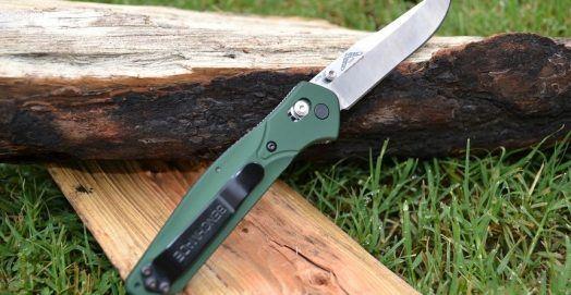 Benchmade 940 Osborne with S30V Steel Blade Zoom