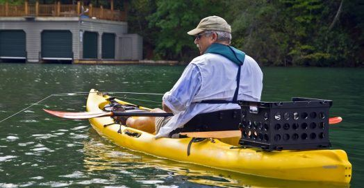 Best Fishing Kayak on a Lake