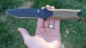 Gerber Strong Arm 420 High Carbon Steel
