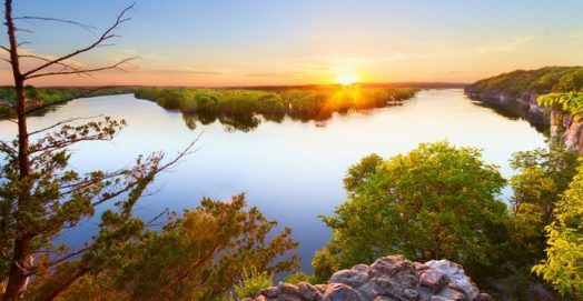 Fishing in Missouri