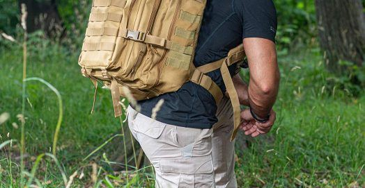 One of the Best Range Bags - LPV PRODUCTS Military Tactical Backpack