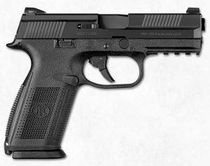 product photo of FN FNS-9 pistol