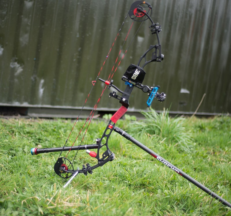 a compound bow