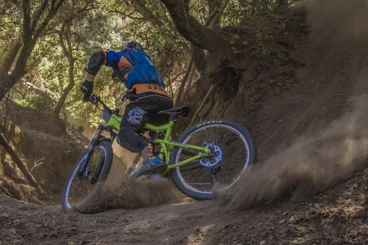 sand-mountain-bike