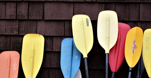 how to choose kayak paddle from plenty of choices