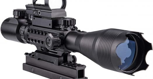 product photo of Pinty Rifle Scope 4