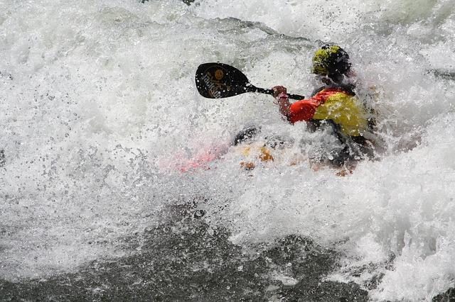 white-water-kayaking-river-sport