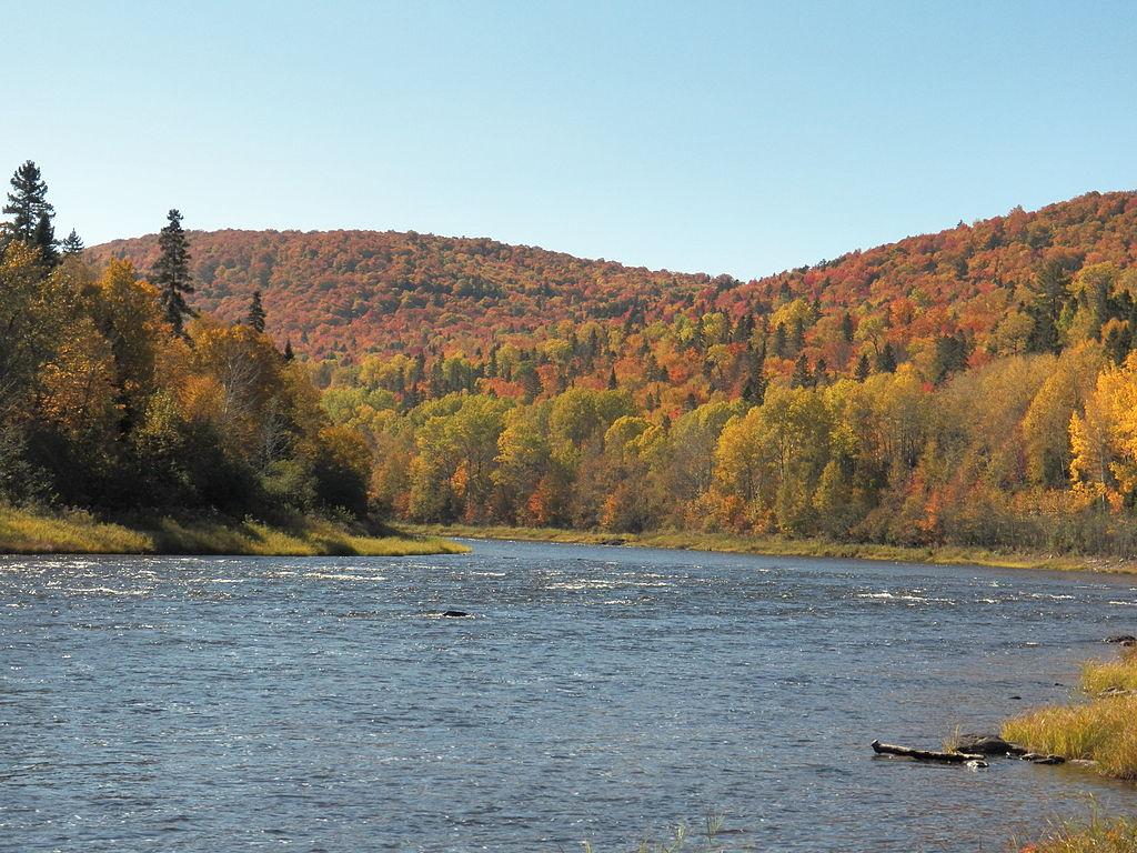 Allagash River Maine