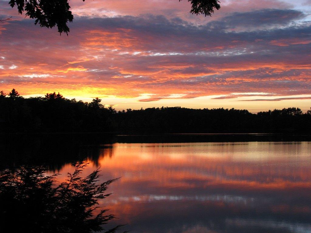 China Lake Maine