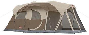 Coleman Weathermaster 6 Person Tent