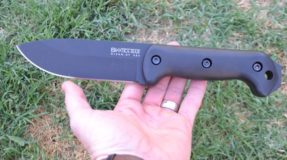Ka-Bar BK2 Fixed Blade 1095 Steel