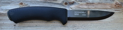 Morakniv Carbon Black Tactical Bushcraft Knife
