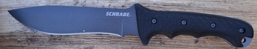 Schrade Extreme Fixed Blade Knife