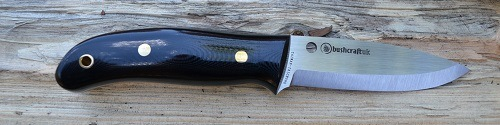Spyderco G-10 Bushcraft Knife